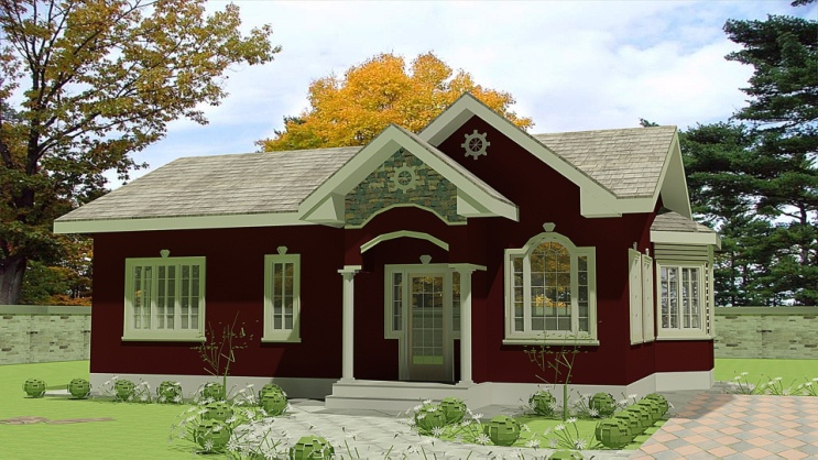 Home for Trinidad house plans